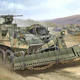 Plastic Kits TRUMPETER (i) 1/35 Scale -  M1132 Stryker Engineer Squad Vehicle W/SMP-Surface Mine Plow/AMP Plastic Model Kit