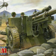 Plastic Kits AFV CLUB (i) 1/35 Scale - 105mm Howitzer M101A1 & Carriage M2A2 Plastic Model Kit