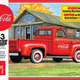 Plastic Kits AMT (h) 1:25 Scale - 1953 Ford Pickup Truck (Coca-Cola)