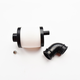 Parts C.Y 1/8 air filter (Black) + black short elbow