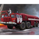 Plastic Kits TRUMPETER (g) 1/35 Scale -  Airport Fire Fighting Vehicle AA-60 (Maz-7310) 160.01 Plastic Model Kit