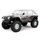 Cars Elect RTR Axial SCX10 III Jeep JLU Wrangler 1/10 Crawler Kit