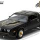 Diecast DDA 1:24 Smokey & The Bandit II 1980 Pontiac Firebird Trans am 4.9L