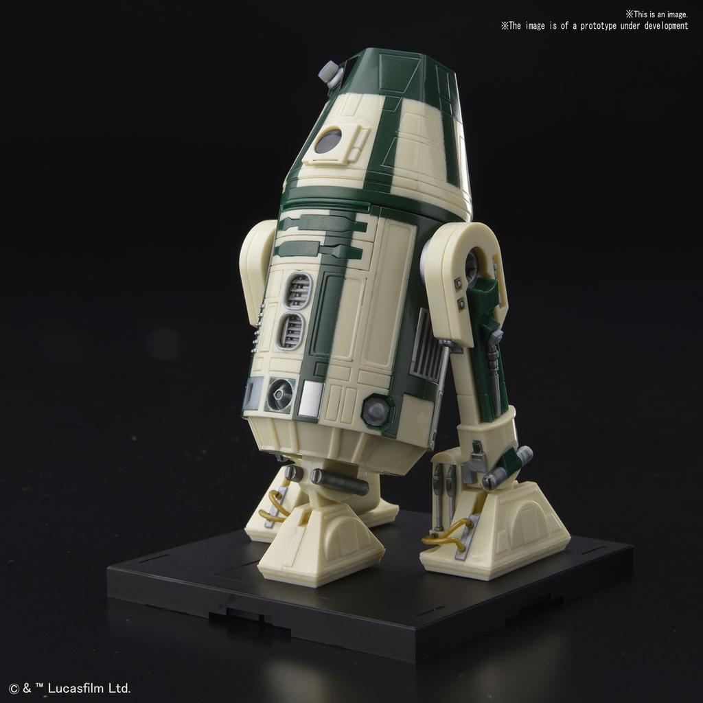 Plastic Kits Bandai Star Wars 1/12 R4-M9