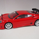 Cars Glow RTR Hyper GPX4 1/10 Nitro 4WD Touring Car RTR Ferrari