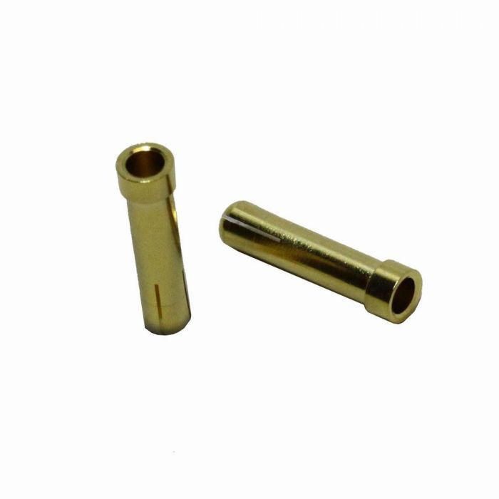 General Maclan Racing Max Current 5mm to 4mm Bullet Reducer (2 pcs)