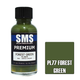 Paint SMS Premium Acrylic Lacquer FOREST GREEN FS34079 30ml