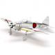 Plastic Kits TAMIYA A6M5 Zero (Zeke Pltd) 1:72 Scale