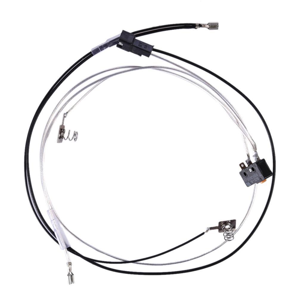 Blaster TT Silver Wiring Kit - M4A1 V8