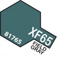 Paint Tamiya Color Mini Acrylic Paint XF-65 Field Grey.