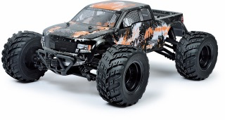 Cars Elect RTR HBX Survivor MT, 1/12 Monster Truck, 4wd, Brushed with Battery & Charger.