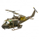 Plastic Kits Revell (a) Bell UH-1C Helicopter 1:35 scale