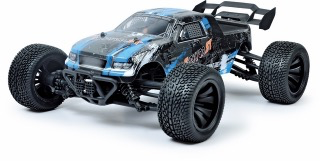 Cars Elect RTR HBX Survivor ST, 1/12 Truggy, 4wd, Brushed with Battery & Charger.