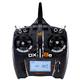 Radio 2.4 Spektrum DX8e 8-Channel DSM-X, 2.4GHz  Transmitter Only