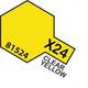 Paint Tamiya Color Mini Acrylic Paint X-24 Clear Yellow