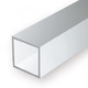 Static Models EVERGREEN 253 35cm Plastic Square Tubing .187 (Pack 3)