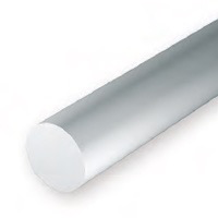 Static Models EVERGREEN 221 35cm Plastic Rod .047 (Pack 10)