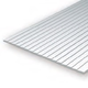 Static Models EVERGREEN 4051 1mm Thick 15 X 30cm Siding Sheets Clapboard .050  (Each)
