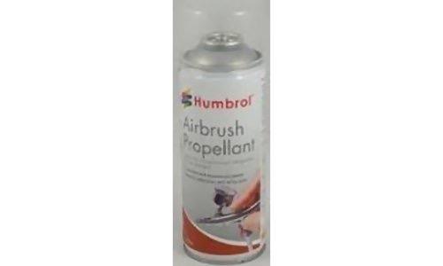 Paint HUMBROL Aerosol Airbrush Propellant RefillL Large 400ml.