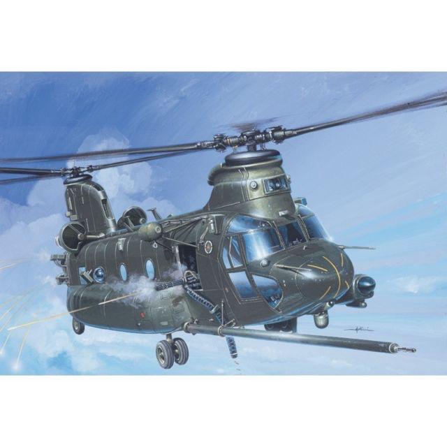 Plastic Kits ITALERI MH-47 E SOA Chinook TM 1:72