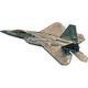 Plastic Kits Revell F-22 Raptor 1:72 Plastic Kit