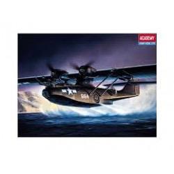 Plastic Kits Academy **Aust Decals** 1/72 PBY5A Catalina Black Cat