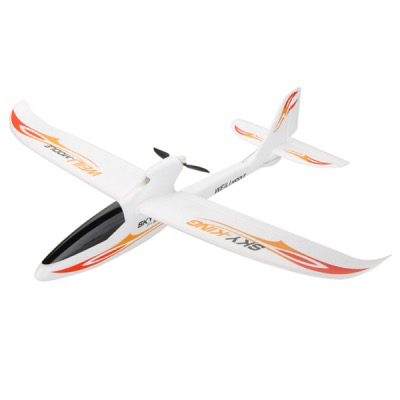 Aircraft Electric WLF Sky King Small Glider/Pusher RTF