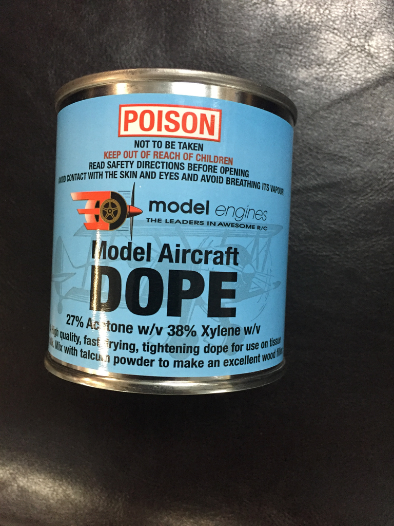 Covering Aircraft Dope 500ml
