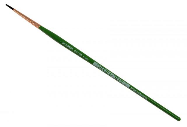 Paint Humbrol Coloro Brush Paint- Size 2