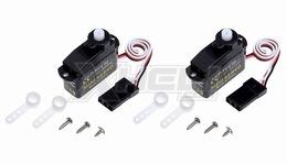 Heli Elect Parts E-GO SSH200 3.6G Servo (Pk 2)