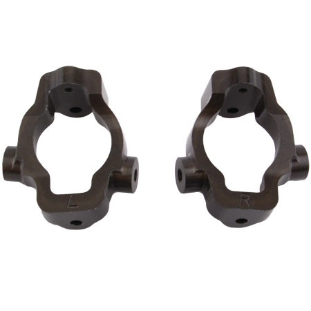 Parts Losi Aluminum Front King Pin Spindle Carriers/Carrier: 8B,8T