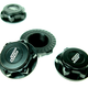 Parts JCONCEPTS Illuzion - 1/8Th Wheel Nuts Black
