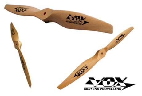 Prop PA VOX T40-X Electric Wooden Propeller 14 x 6??
