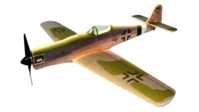 Aircraft Electric Hyperion FW190D Desert EPP + 2213 Motor & ESC