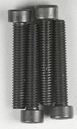 Metal Acc Dubro 3.5 x 20mm Socket Head Bolts Pkt4