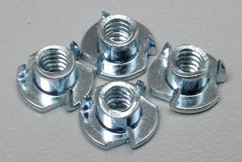 Metal Acc Dubro Blind Nuts 6/32 (pk4)