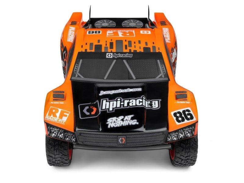 Cars Elect RTR HPI Jumpshot SC V2.0 1/10 2WD Electric Short Course Truck