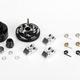 Parts Alpha Clutch Bell COMBO SET (14T, bearings, flywheel, Clutch shoes)