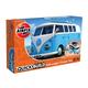 Plastic Kits Airfix Quickbuild VW Camper Van - Blue