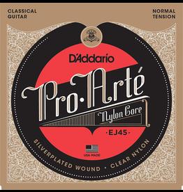 Daddario Pro-Arte Nylon Normal Tension Dadd J45 028-043 648mm Scale Pro-Arte Classical - Normal