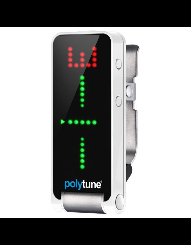 TC Electronics Polytune Clip White