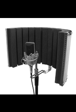 Onstage Microphone Isolation Shield