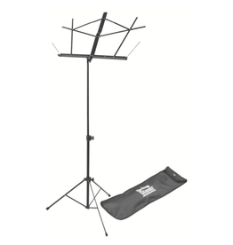 Onstage Black Music Stand