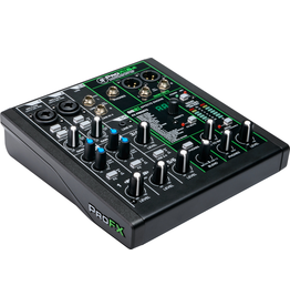 Mackie Mackie ProFX6v3  6-Channel Professional Effects Mixer with USB