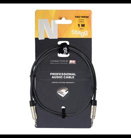 Stagg N series Audio Cable, Mini Jack/Mini Jack, 3 m (10')