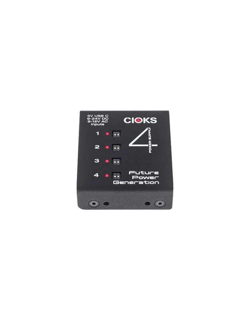 Cioks Cioks CIOKS 4 (expander kit)* Expander version of CIOKS4 - 4 isolated outs, 6W ea, 660mA at 9VDC on ea, 5v USB