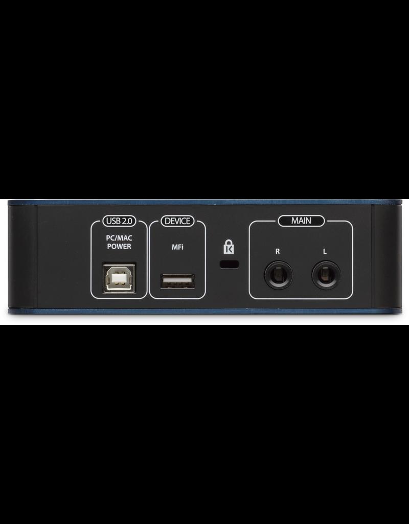 Presonus 2x2 USB iPad Interface 1 Mic Input