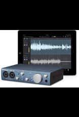 Presonus 2x2 USB iPad Interface 2 Mic Inputs and MIDI