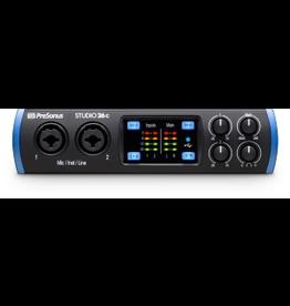 Presonus Studio 2|6 interface Studio 2|6 interface with 2 x XMAX class A preamps