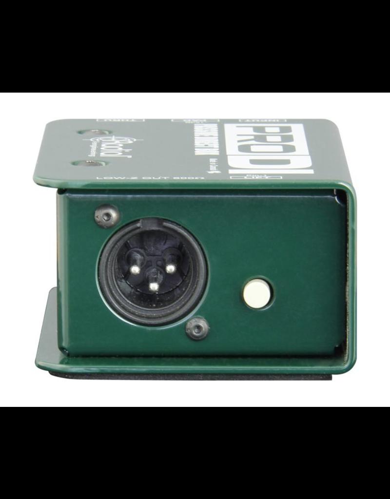Radial Passive Direct Box Radial Transformer